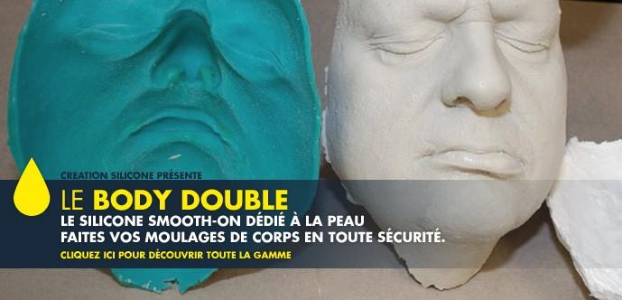 Série silicones Body Double